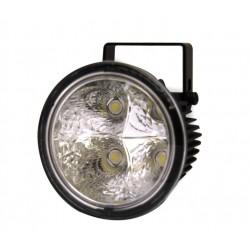 LED denné svietenie DRL 9R-1W