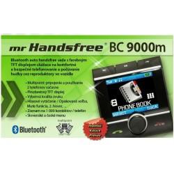Bluetooth handsfree sada BC 9000m
