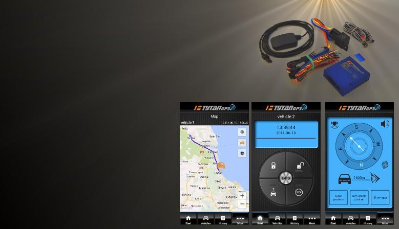 Objednajte si špičkový GSM autoalarm s GPS lokalizáciou!