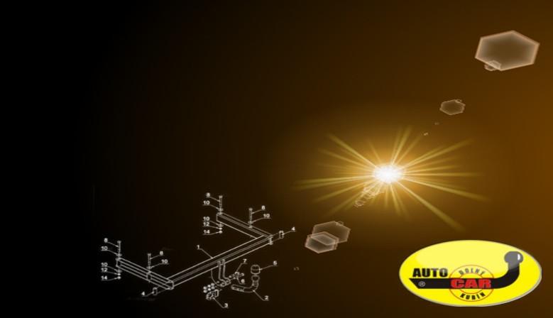 Dodávka a odborná montáž pre ťažné zariadenia Autohak, Thule, Westfalia.